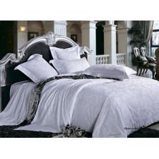 2-х спальный комплект постельного белья из сатин-жаккарда фото