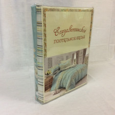 1,5 спальный комплект постельного белья из сатина фото
