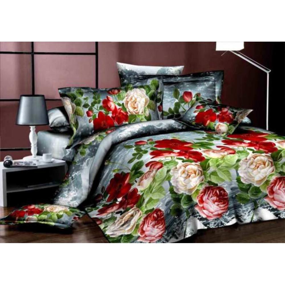 2-х спальный комплект постельного белья из сатина (скидка-15%) фото