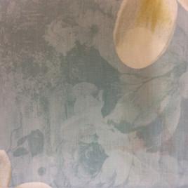 Евро комплект постельного белья из бязи набивной фото