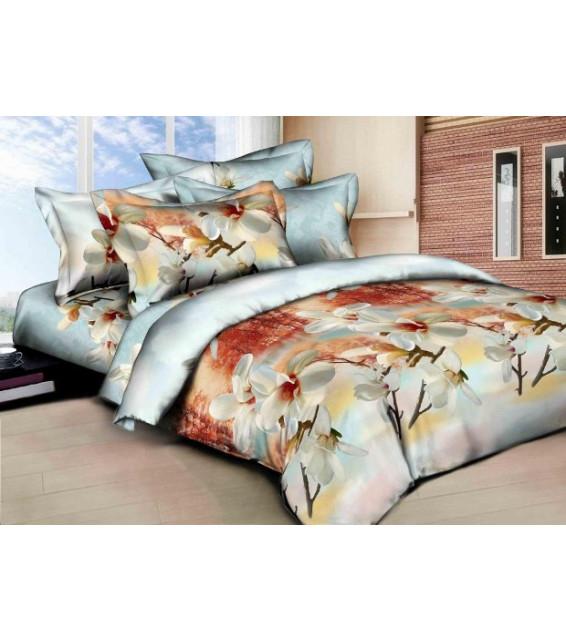 2-х спальный комплект постельного белья из бязи фото