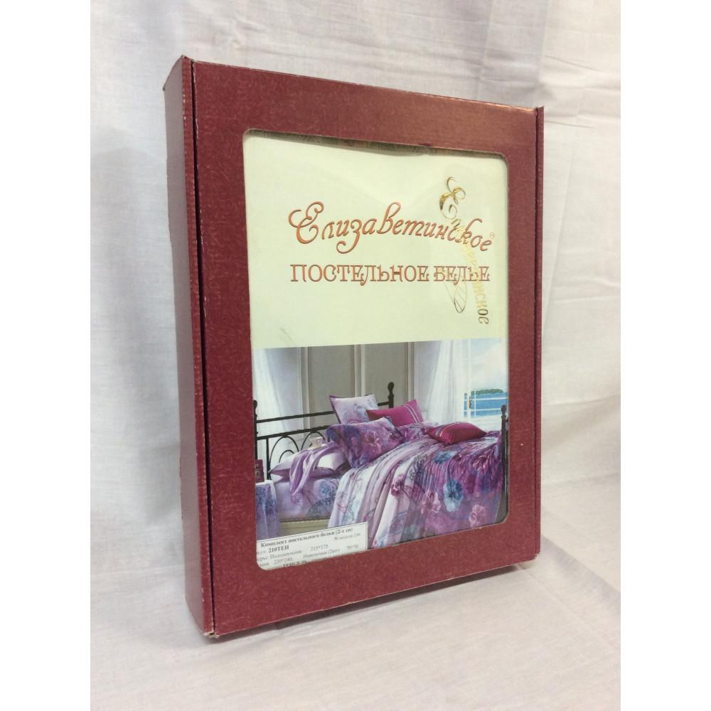 Семейный комплект постельного белья из тенселя фото