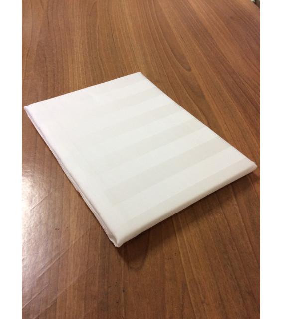 Простыня из сатин-страйпа 1,5сп (220х150) для гостиниц фото