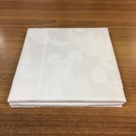 Простыня из сатин-жаккарда 1,5сп (220х150) для гостиниц фото
