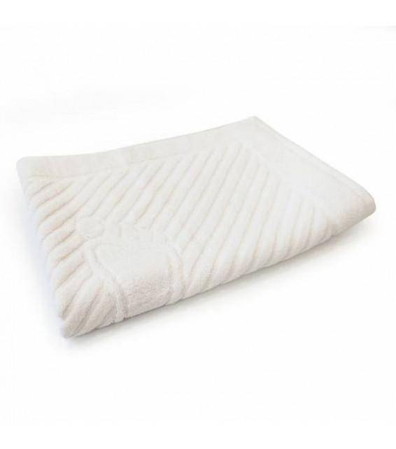 """Полотенце махровое (50х70) белое """"ножки""""   фото"""