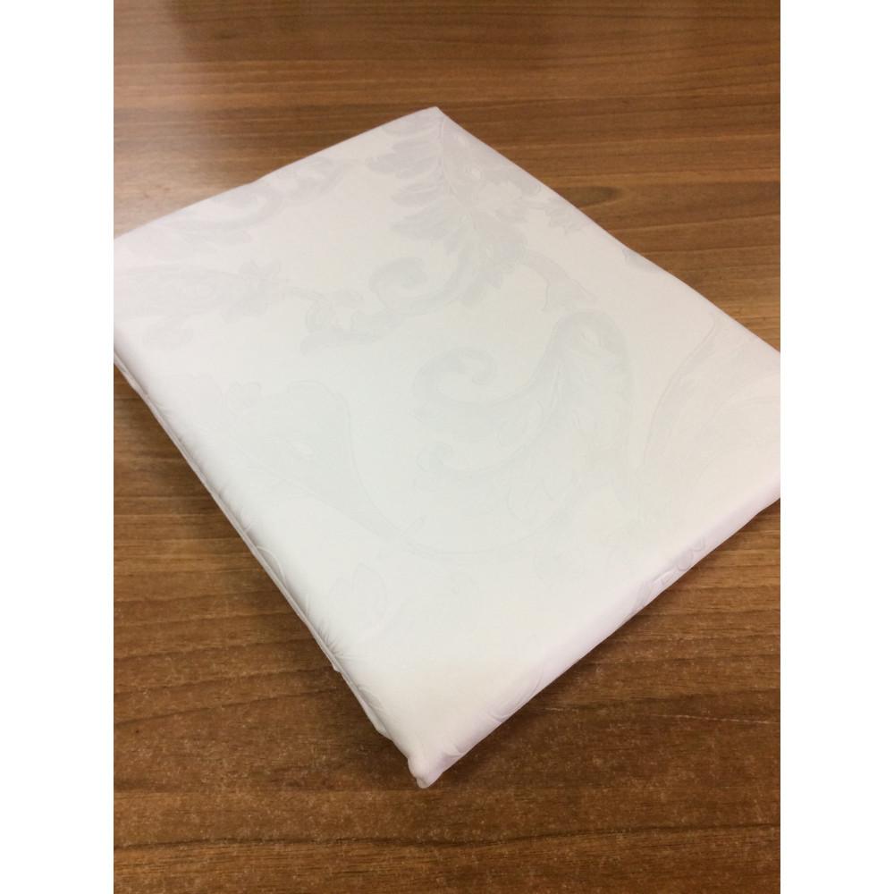 Простыня на резинке из сатин-жаккарда (200х200х20) фото