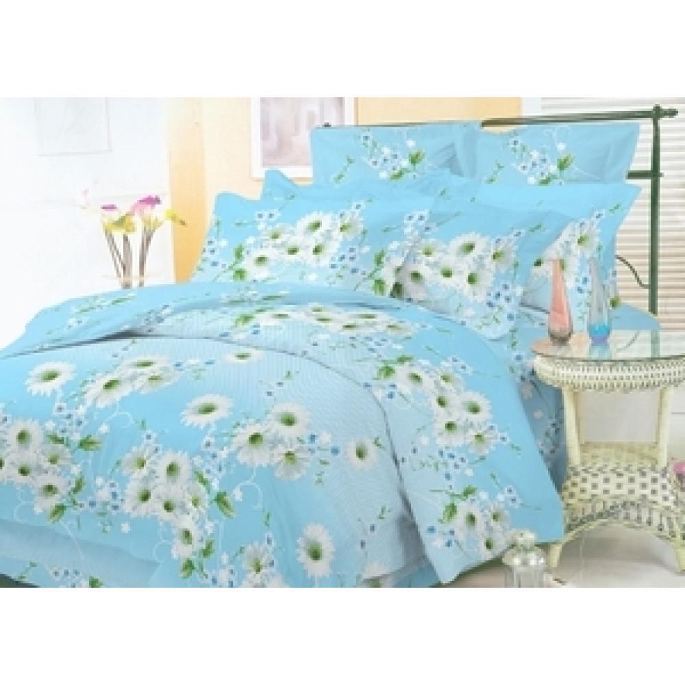 1.5 спальный комплект постельного белья из бязи фото