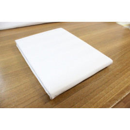 Простыня на резинке из сатина (200х160х20) фото