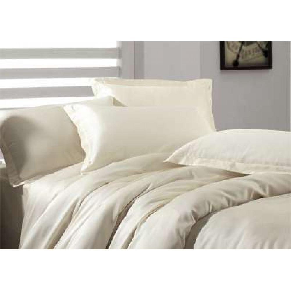Евро комплект постельного белья из сатина для гостиниц, 245ДС фото