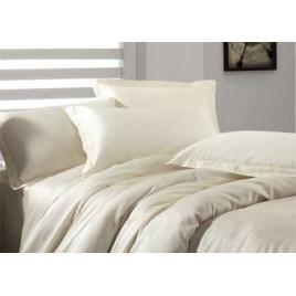 Евро комплект постельного белья из сатина для гостиниц фото