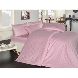 1.5 спальный комплект постельного белья из сатин-жаккарда фото
