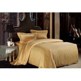 Семейный комплект постельного белья из сатин-жаккарда фото