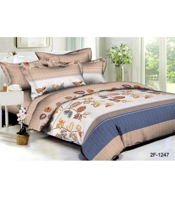 2-х спальный комплект постельного белья из сатина фото