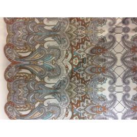 Семейный комплект постельного белья из сатина премиум-класса фото