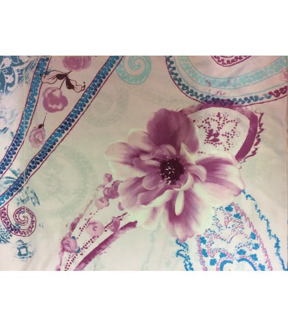 2-х спальный комплект постельного белья из тенселя фото